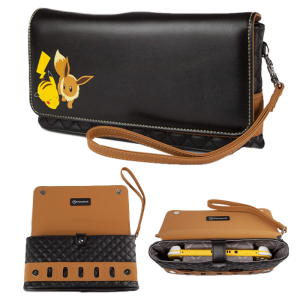 Pochette POWER A Pikachu et Evoli visuel produit