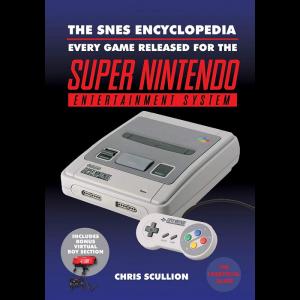 SNES Encyclopedia visuel produit