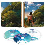 Voyage vers Agartha Combo DVD Bluray Édition SteelBook Blu-Ray + CD BO visuel produit