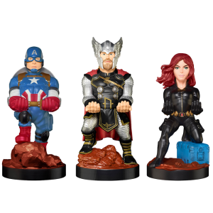 cable guys thor, captain america et black widow