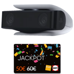 camera ps5 cartes jackpot fnac visuel produit
