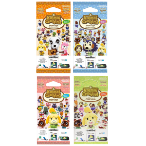 cartes animal crossing visuel produit