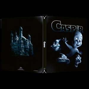 casper blu ray 4k steelbook visuel produit