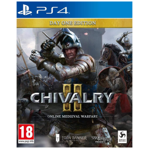 chivalry 2 day one edition ps4 visuel produit