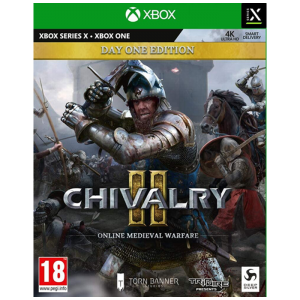 chivalry 2 day one edition xbox visuel produit