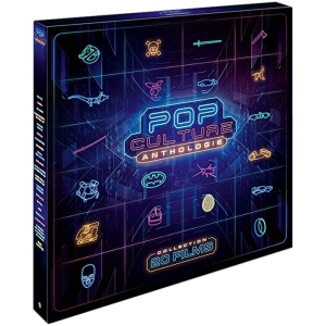 coffret pop culture anthologie blu ray 20 films visuel produit