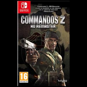 commandos 2 hd remaster switch visuel produit