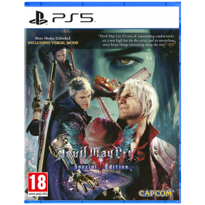 devil may cry 5 special edition ps5 visuel produit