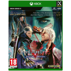 devil may cry 5 special edition xbox one visuel produit