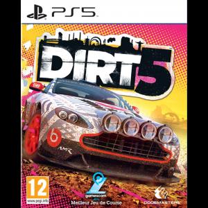 dirt 5 ps5 edition standard visuel produit