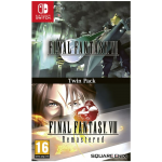 final fantasy 7 et 8 remastered switch