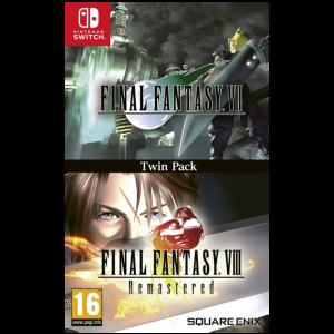 final fantasy 7 et 8 remastered switch