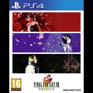 final fantasy 8 remastered ps4 visuel produit