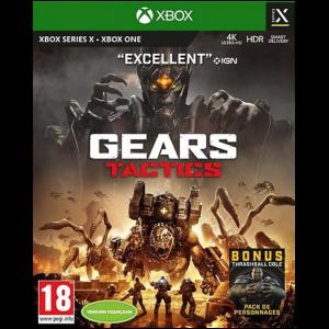 gears tactics xbox visuel produit