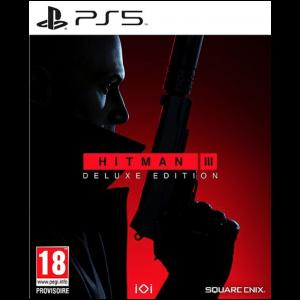 hitman 3 edition deluxe ps5 visuel produit