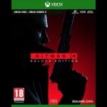 hitman 3 edition deluxe xbox visuel produit