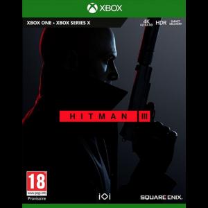 hitman 3 standard xbox visuel produit