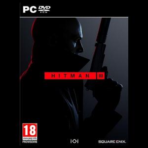 hitman 3 visuel produit pc