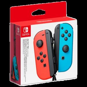 joycon bleu et rouge switch visuel produit