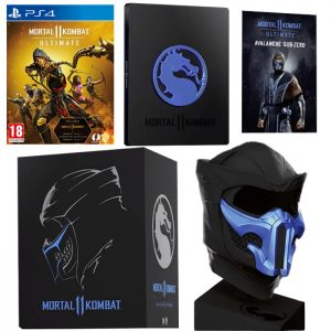 mortal kombat 11 ultimate collector ps4 visuel produit