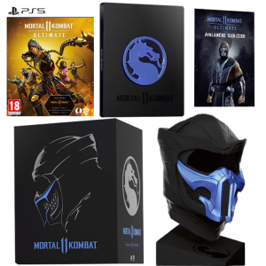 mortal kombat 11 ultimate collector ps5 visuel produit
