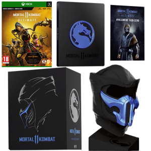 mortal kombat 11 ultimate collector xbox visuel produit