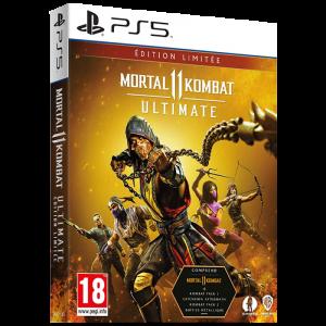 mortal kombat 11 ultimate ps5 visuel produit edition limitée