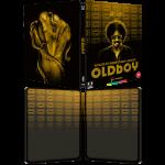 oldboy blu ray 4K steelbook visuel produit