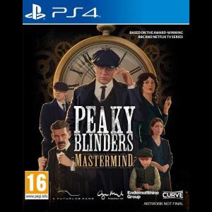 peaky blinders ps4 visuel produit