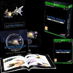 r type final 2 inaugural flight edition xbox visuel produit provisoire