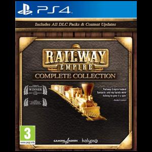 railway empire complete collection ps4 visuel produit