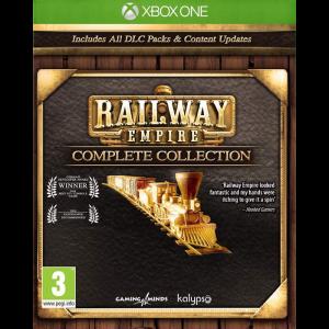 railway empire complete collection xbox one visuel produit