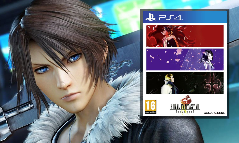 slider final fantasy 8 remastered PS4 V1