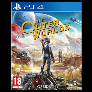 the outer worlds ps4 visuel produit