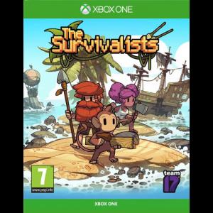 the survivalist xbox visuel produit
