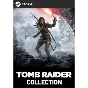 tomb raider collection pc visuel produit