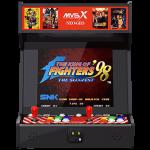 visuel produit mvsx borne arcade neo geo 50 jeux
