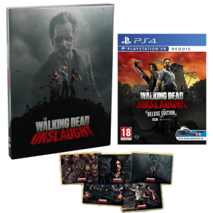 visuel produit walking dead onslaught survivor edition ps4