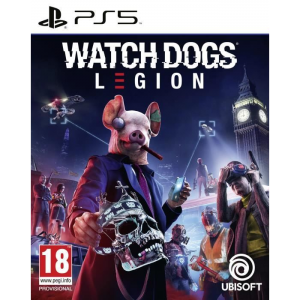 watch dogs legion ps5 standard visuel produit