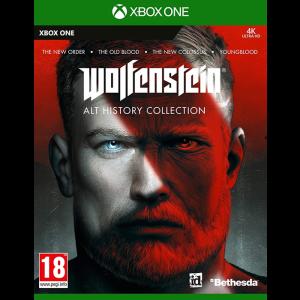 wolfenstein collection xbox visuel produit