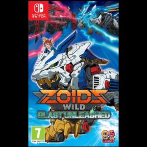 zoids wild blast unleashed switch