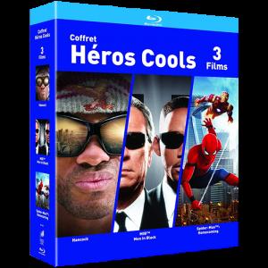 coffret blu ray heros cool visuel produit