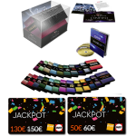 coffret saga marvel infini blu ray 4K cartes jackpot fnac