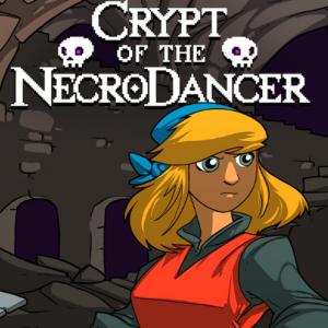 crypt of the necrodancer ps4 visuel produit