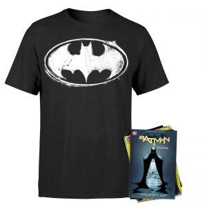 lot t shirt Batman + 10 comics batman