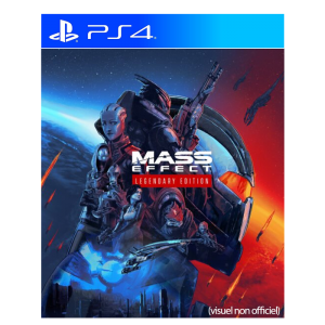 mass effect legendary edition ps4 jaquette provisoire