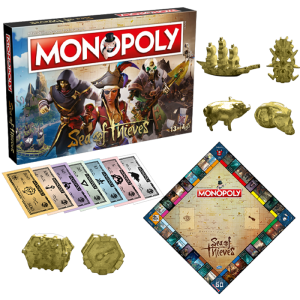monopoly sea of thieves visuel produit