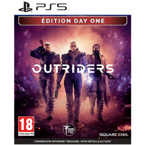 outriders day one edition ps5 visuel produit