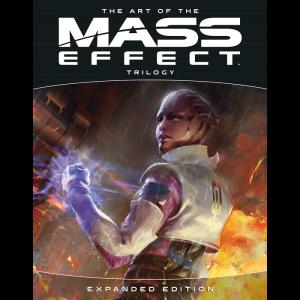 the art of mass effect trilogy visuel produit