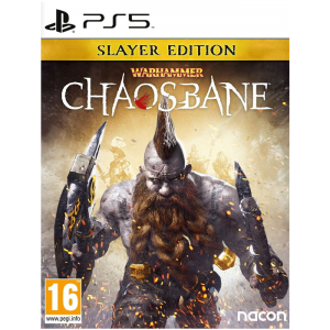 warhammer chaosbane slayer edition ps5 visuel produit